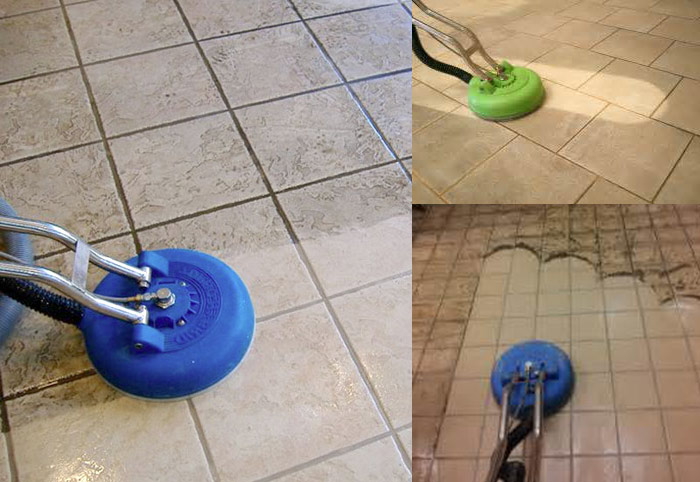 Tile and grout Cleaning  Woden