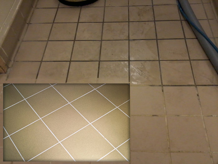 Tile and grout Cleaning  Downer