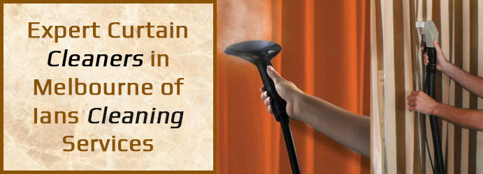 Expert Curtain Cleaners in Melbourne of Ians Cleaning Services