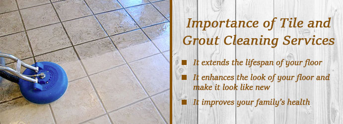 Outdoor Grout Cleaning