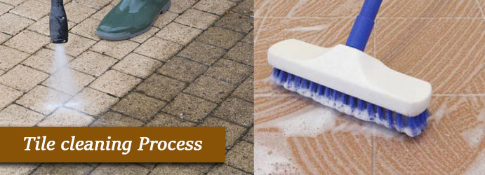 Outdoor Tile Cleaning Mulgrave