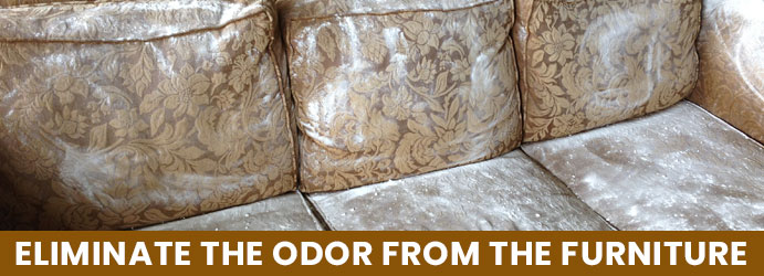 Removing the odors from furniture