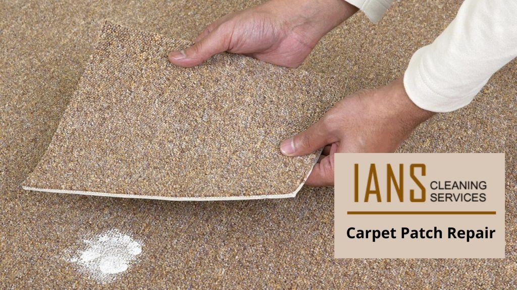 Carpet Patch Repair