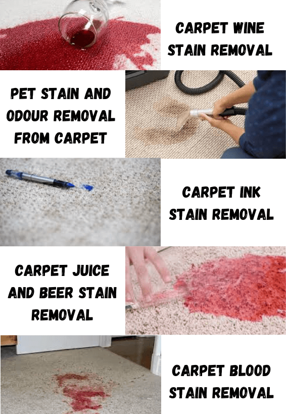 Carpet Stain Removal Service Canberra