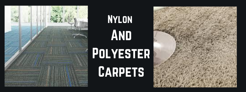 Nylon And Polyester Carpets